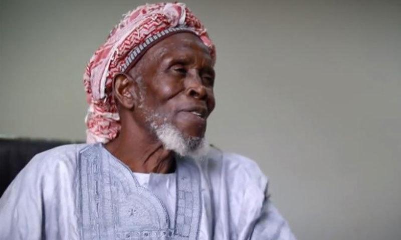 امام نے اپنی مسجد اور گھر میں 262 عیسائیوں کو پناہ دی تھی — فوٹو: امریکی سفارتخانہ نائیجیریا