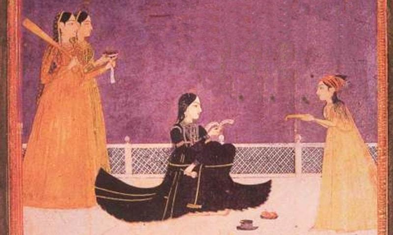 زیب النسا نے 1702ء میں جب وفات پائی تو اس وقت شہنشاہ ہندوستان دکن کی مہمات میں مصروف تھے