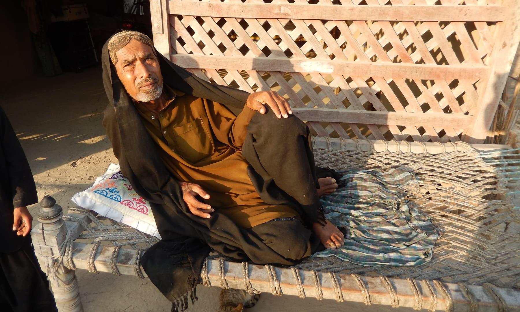مصری—تصویر ابوبکر شیخ