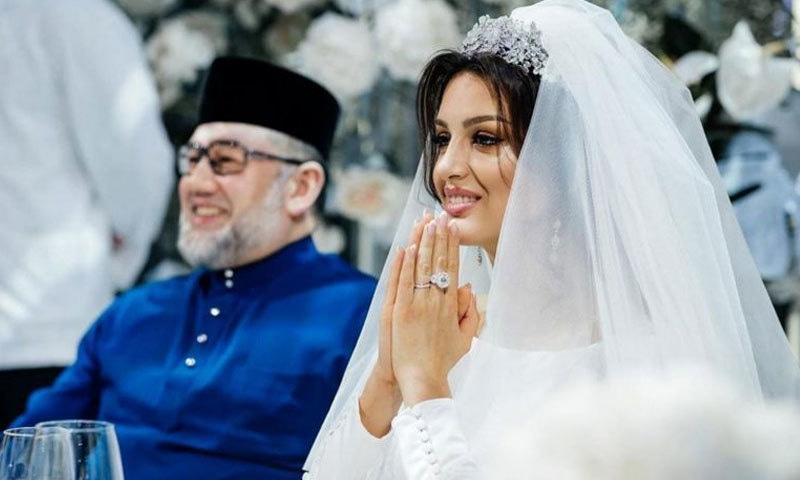 شادی کے لیے روسی دوشیزہ نے اسلام قبول کیا تھا—فوٹو: انسٹاگرام