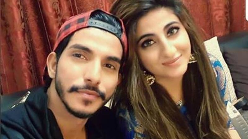 The Defence police on Tuesday registered a case against actor Mohsin Abbas Haider after a week-long fight between him and his wife Fatema Sohail on social media.  — DawnNewsTV/File