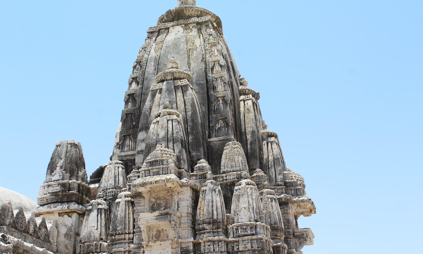 ویرا واہ مندر —تصویر اختر حفیظ