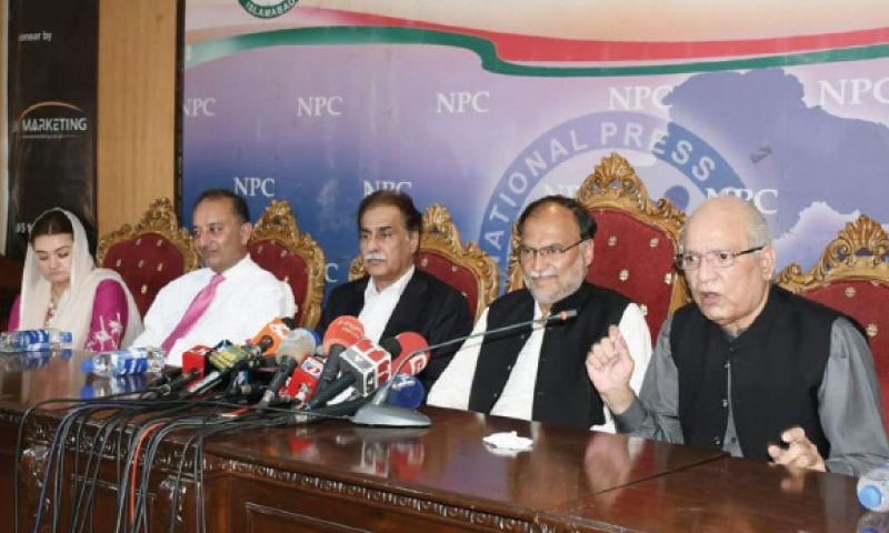 PTI to give thanks while opposition observes anniversary of 2018 elections as 'black day'