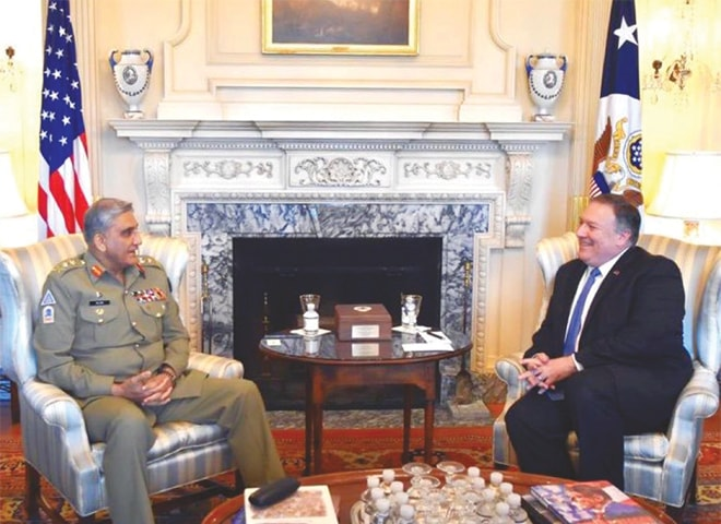 US acknowledges army's role in war against terrorism, Afghan peace process: ISPR