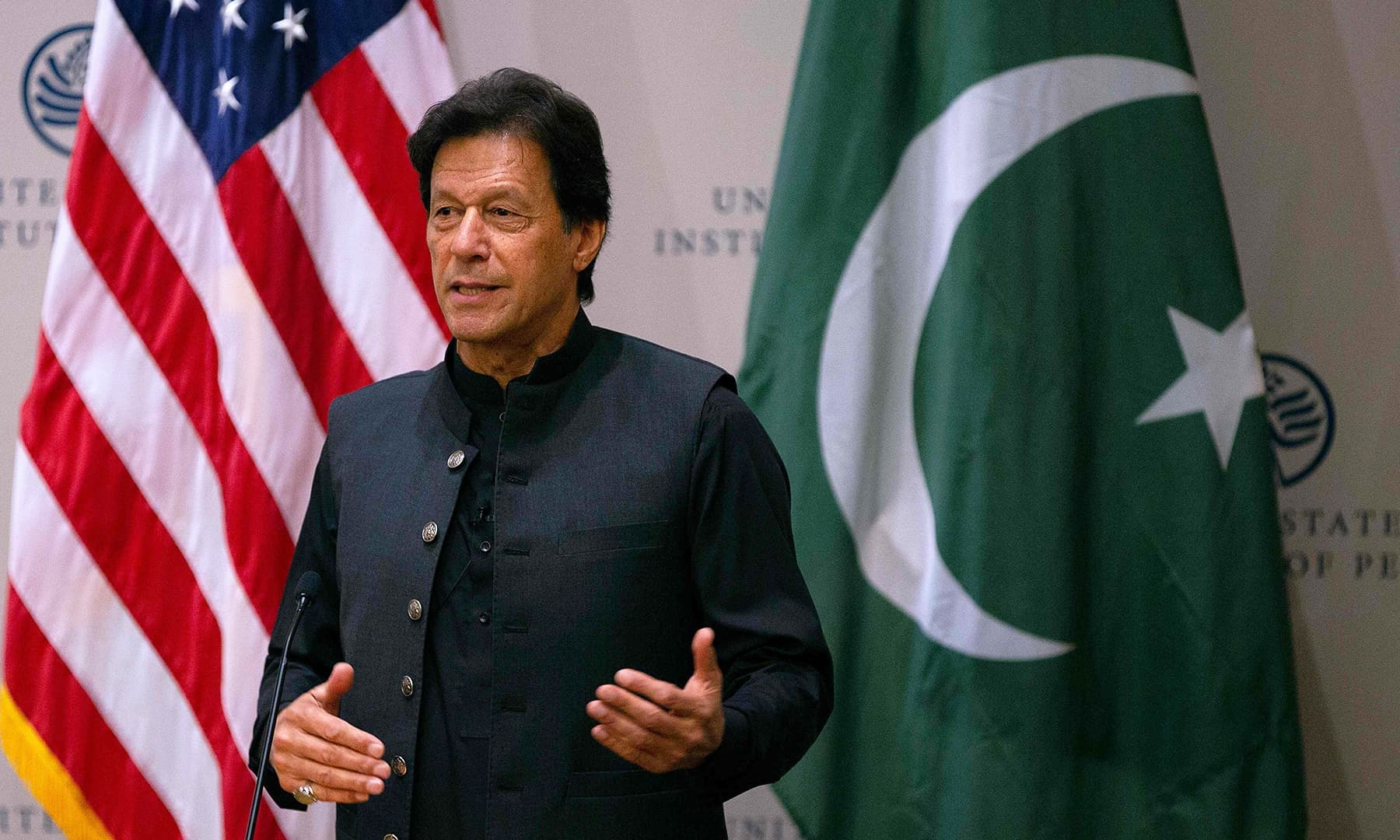 Imran Khan in Washington: He came, he saw, he conquered