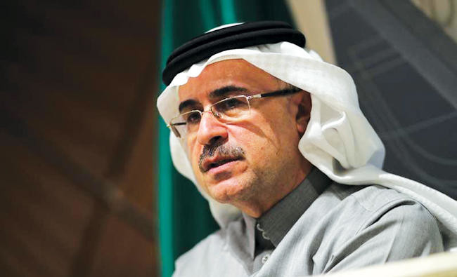 Aramco Chief Executive Amin Nasser. ─ Reuters/File