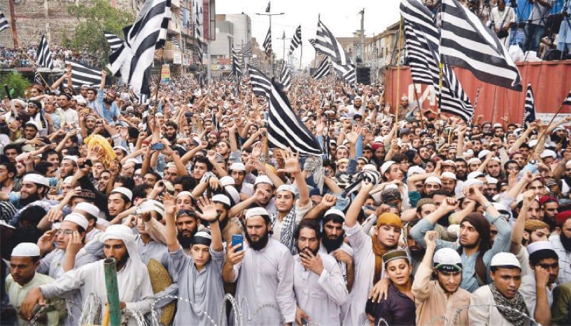 Fazl claims he refused NRO to Imran, Sanjrani - Pakistan
