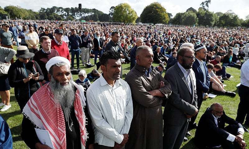 As many as 200 relatives and survivors from the Christchurch mosque shootings are travelling to Saudi Arabia as guests of King Salman. — AFP/File