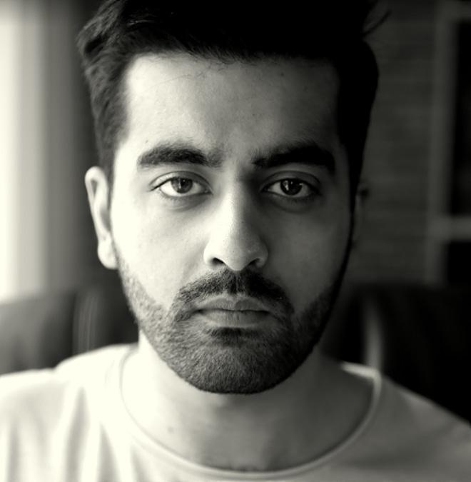 The director, Saim Sadiq.