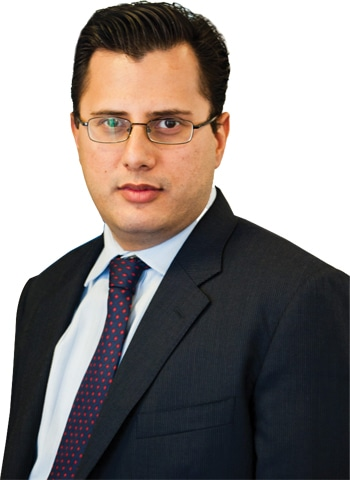 Author Omar Shahid Hamid
