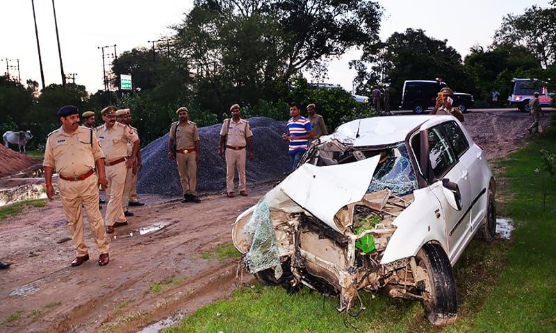 Rape accuser of BJP lawmaker battles for life after 'accident'