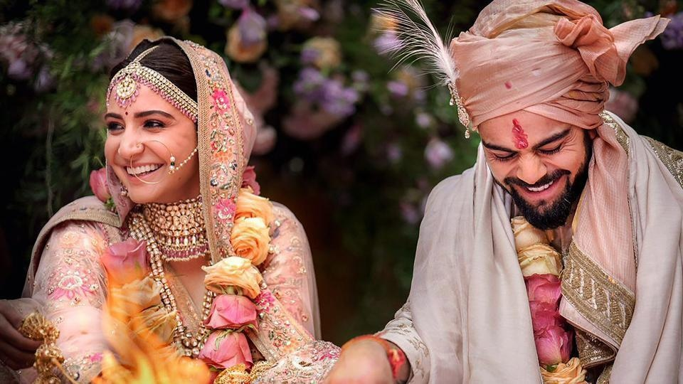 Anushka and Virat tied the knot in December 2017