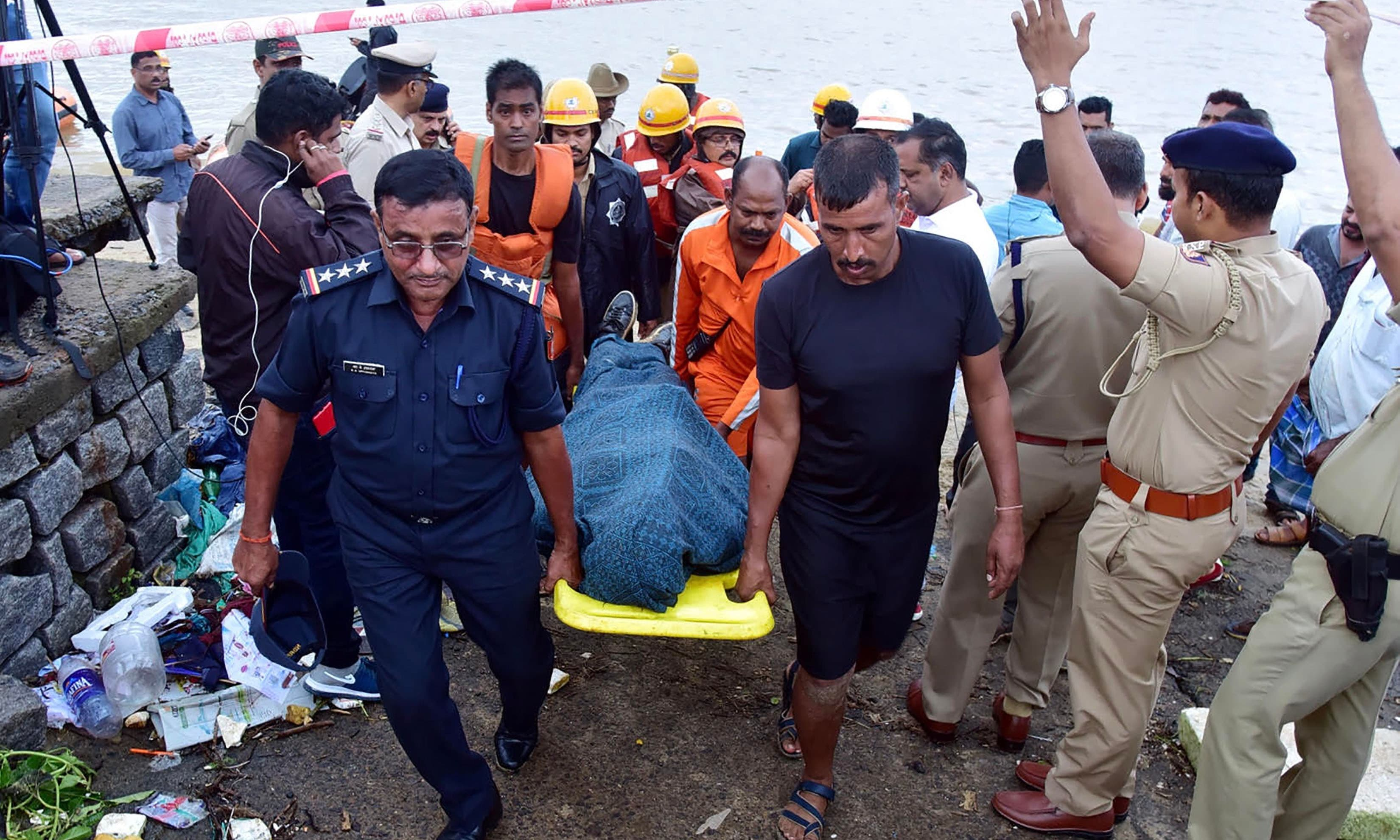 The body will be handed over to the tycoon's family after legal formalities are completed, said Sandeep Patil, Mangaluru police commissioner. — AFP/File