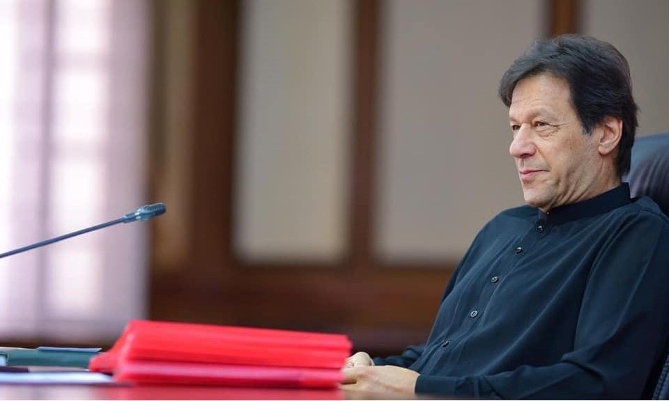 آر ایس ایف چیئرمین کے مطابق پاکستان میں آزادی صحافت ایک سنگین مسئلہ ہے — فوٹو بشکریہ عمران خان فیس بک پیج