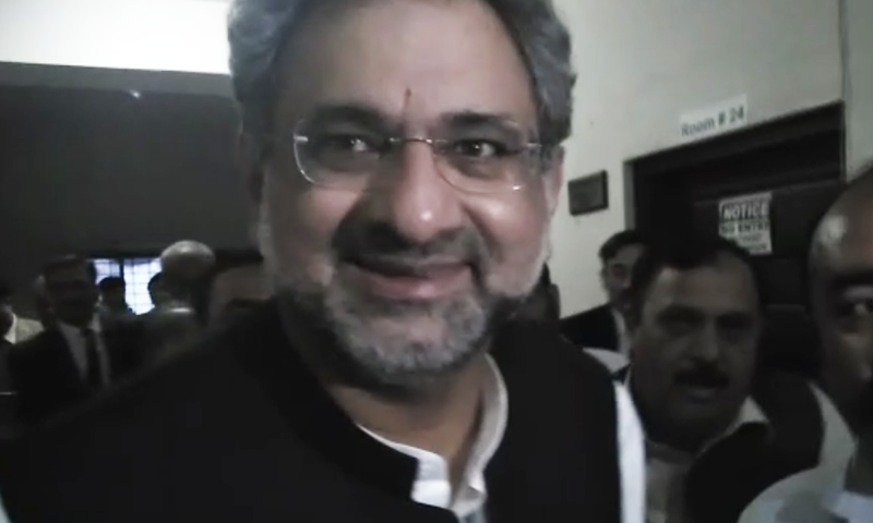 Shahid Khaqan's remand extended till 15th