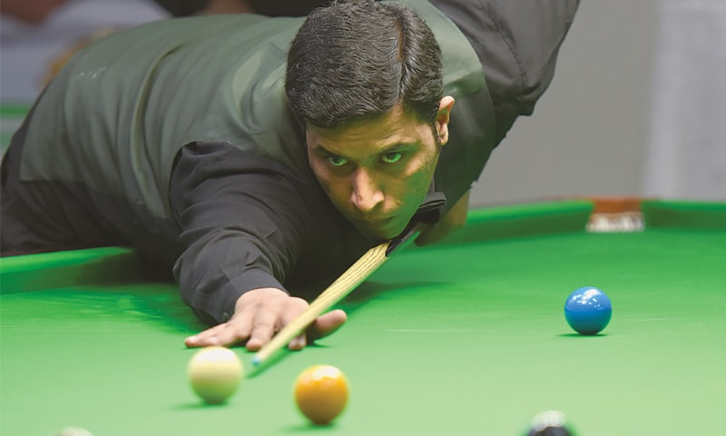 Asif takes on Mubashir in ranking snooker final today