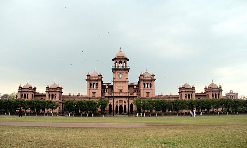 Students take Islamia College to court over fee increase