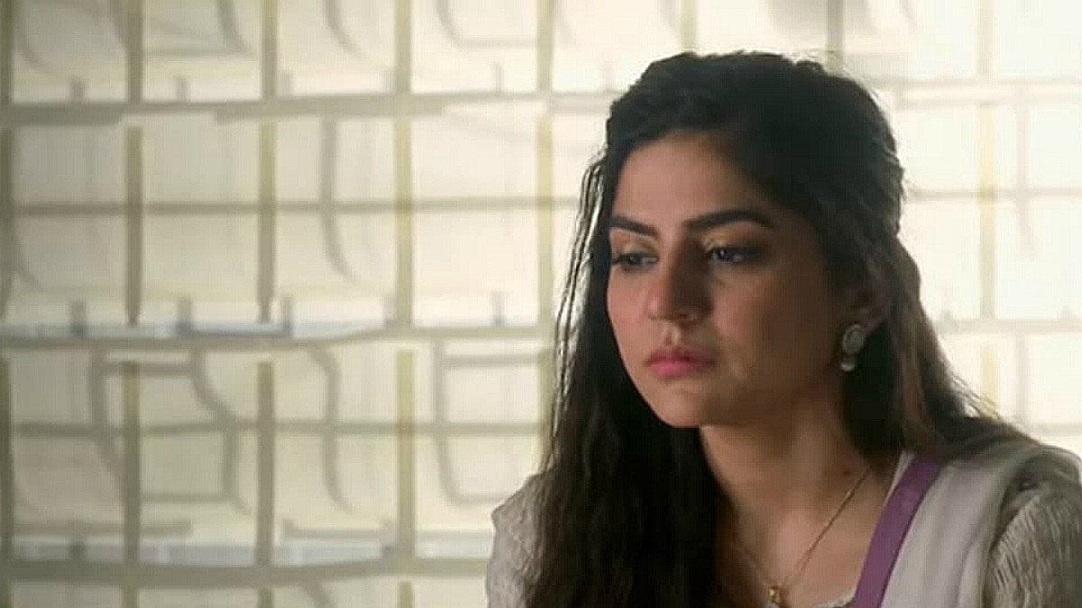 Sanam Baloch is back in great form as Saba