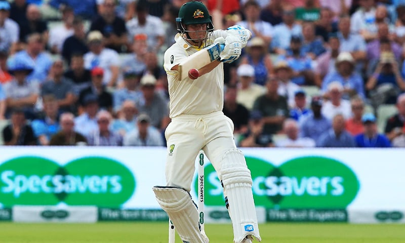 Pattinson puts faith in 'fantastic' Smith to rescue Australia in first Ashes Test against England