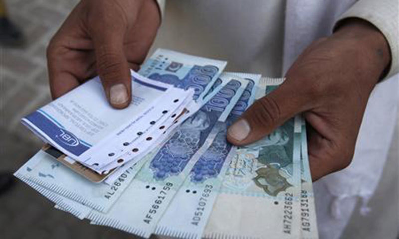 Amid rising gas and motor fuel costs, jump in newspaper prices have also increased CPI-based inflation, data published by the State Bank of Pakistan (SBP) showed on Saturday. — Reuters/File