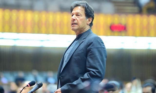 PM Imran condemns 'new aggressive actions' by India in occupied Kashmir, asks UNSC to take notice