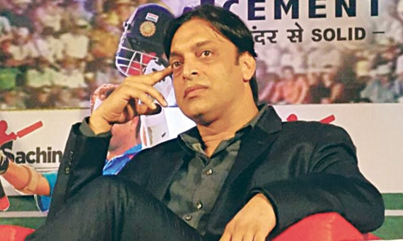 Name and number on Test jerseys look awful: Shoaib Akhtar