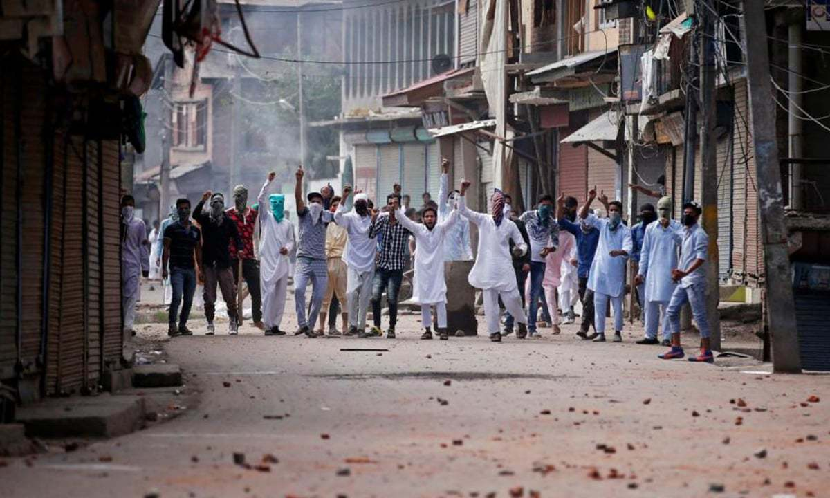 What Kashmiris said before India shut down all communications