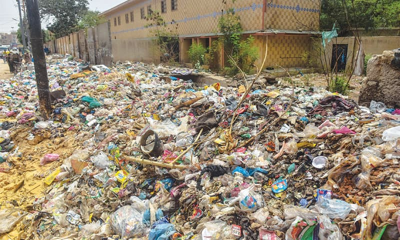 Choked drains cast doubts over govt's rain emergency measures in