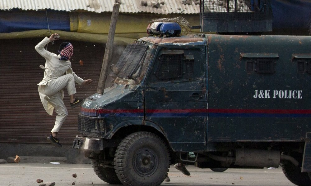 India's legislative actions in Jammu and Kashmir — legal or illegal?