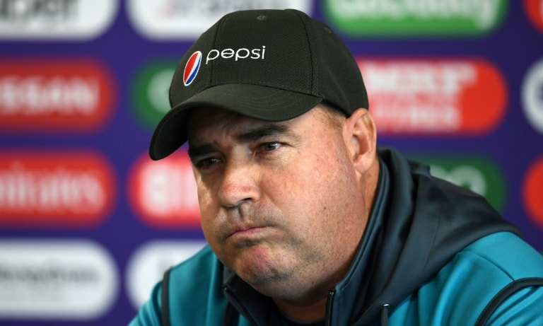 South African coach Mickey Arthur joined Pakistan in May 2016. — AFP/File