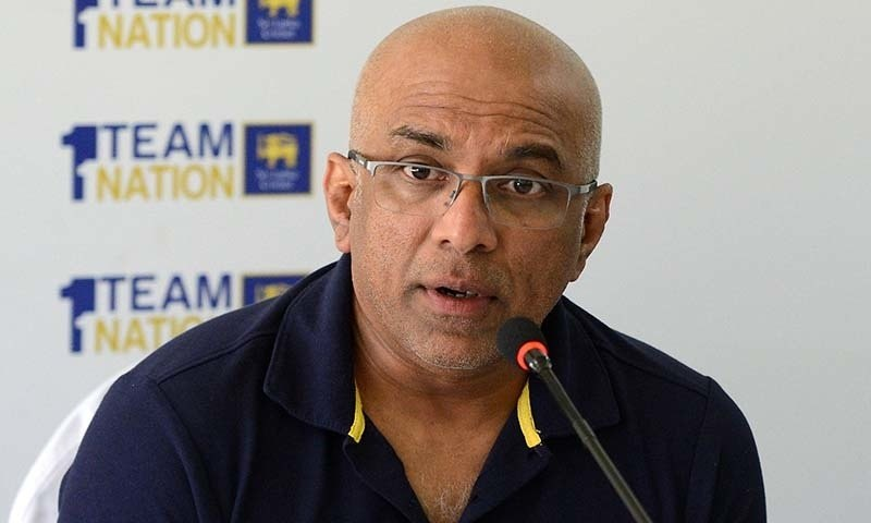 Sri Lanka name Ratnayake interim coach, Hathurusingha's future unclear