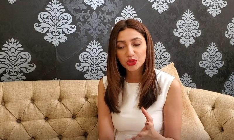 سپر اسٹار سے نوری کردار نکال دیا جائے تو فلم میں کچھ نہیں بچتا، ماہرہ خان—اسکرین شاٹ/ انڈیپینڈنٹ اردو