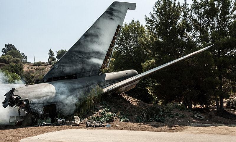 بھارتی فضائیہ کے حکام کے مطابق حادثے کی تحقیقات کے بعد ہی اصل وجہ بتائی جا سکے گی —فائل فوٹو: شٹراسٹاک