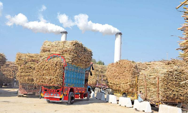 Senior members of the ruling Pakistan Tehreek-i-Insaf (PTI) and the opposition Pakistan Peoples Party (PPP) on Thursday accused each other of sheltering sugar mill owners on manipulation of its pricing mechanism because of their influence over the top political leadership. — Umair Ali/File