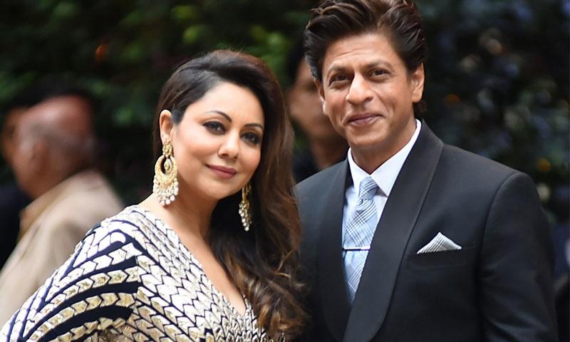 شاہ رخ خان نے 1995 میں یہ گھر خریدا —فوٹو/ اسکرین شاٹ