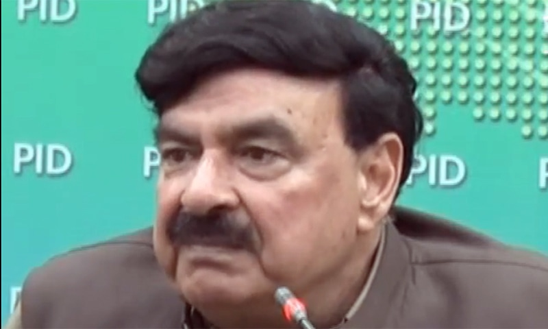 After Samjhauta, Rashid announces discontinuation of Thar Express train service with India