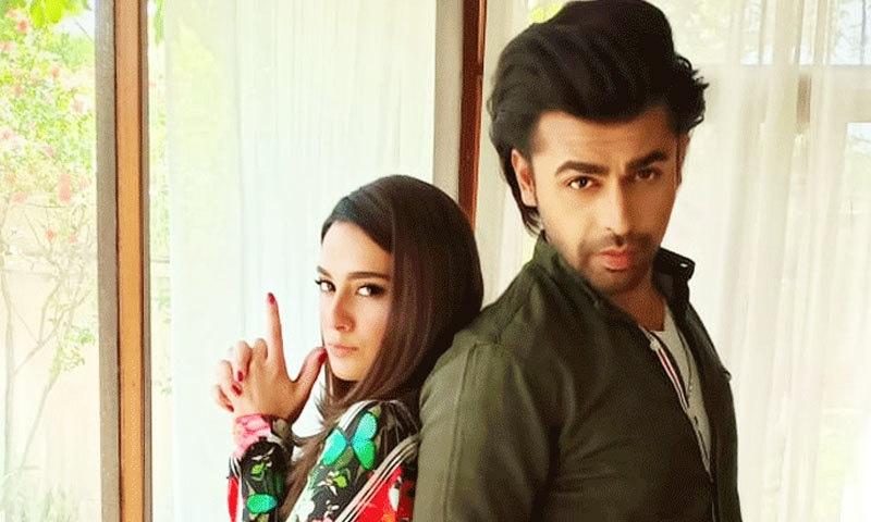 سنو چندا کے پہلے دونوں سیزنز میں فرحان سعید اور اقراء عزیز نے مرکزی کردار ادا کیا—اسکرین شاٹ