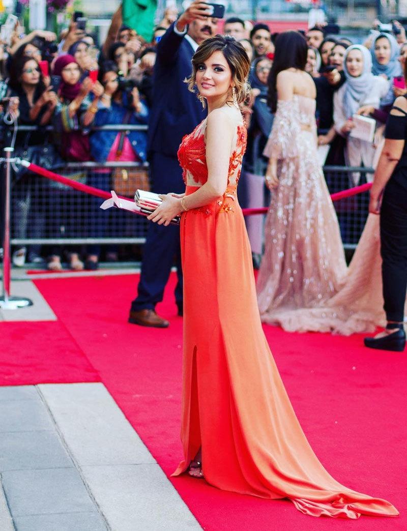 خیال کیا جا رہا ہے کہ اداکارہ جلد شادی کا باضابطہ اعلان کریں گی—فوٹو: انسٹاگرام
