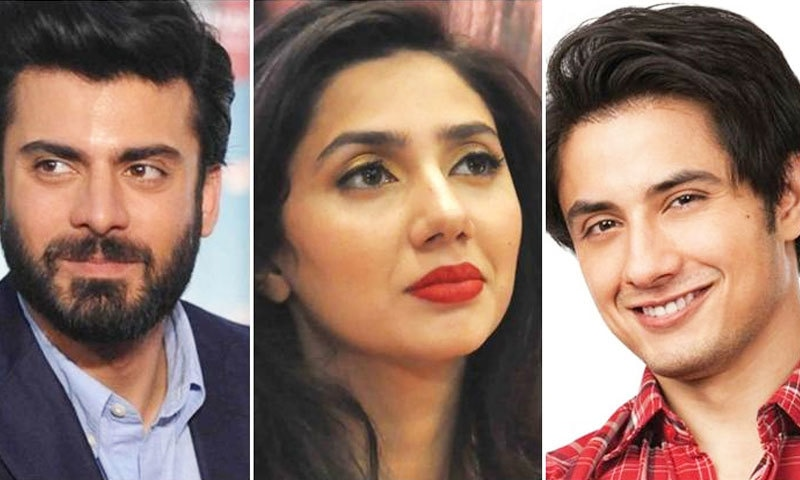 پاکستانی فنکاروں پر ماضی میں بھی پابندی  لگائی جاتی رہی ہے—فائل فوٹو: فیس بک