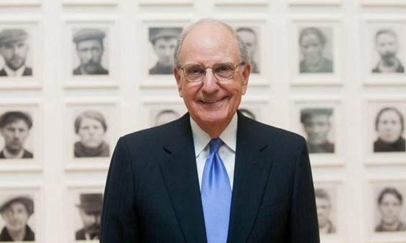 سابق امریکی سینیٹر جارج مشیل—فائل فوٹو: دی انڈیپینڈنٹ