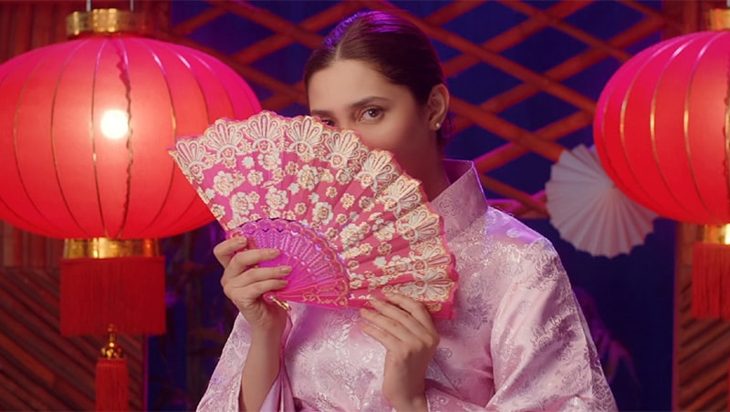 Mahira Khan as Noori | Hum Films