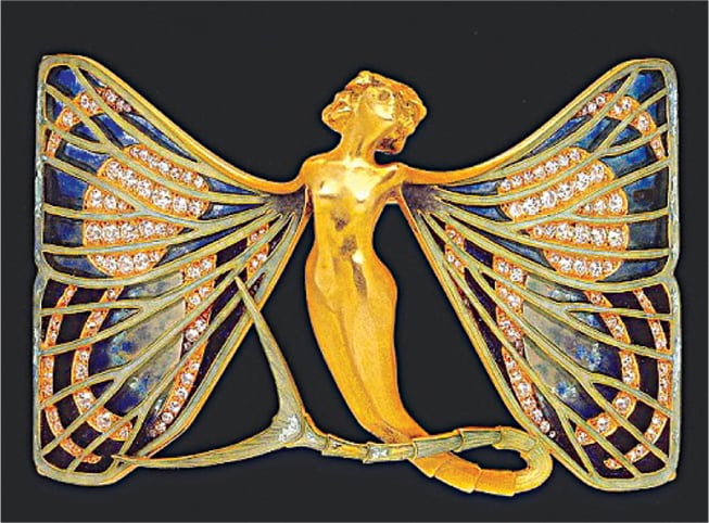 Untitled, Rene Lalique