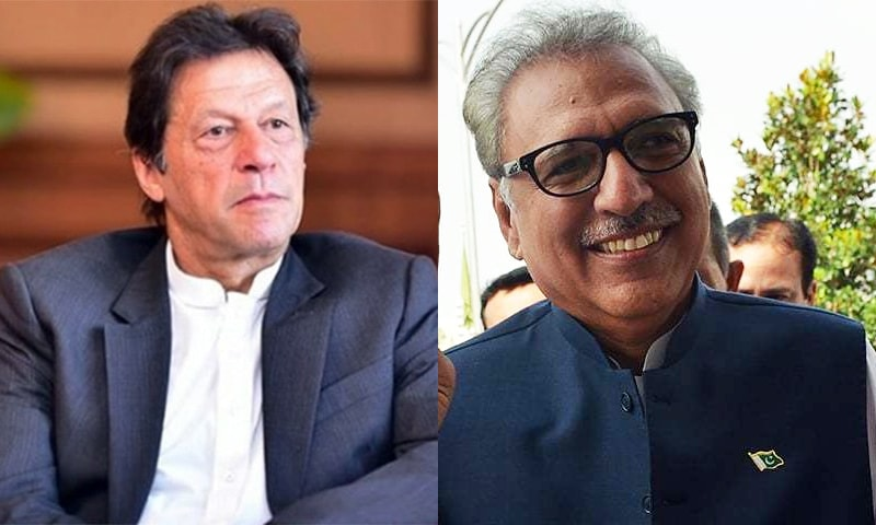 PM Imran, President Alvi stress upon importance of sacrifices for nation's growth in Eidul Azha messages
