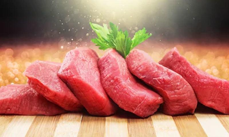 بالغ افراد کو ہفتے میں آدھا کلو گوشت کھانا چاہیے، ماہرین—فوٹو: شٹر اسٹاک