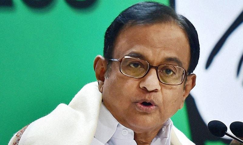 پی چدم برم یونین وزیر بھی رہ چکے ہیں—فائل فوٹو: نیوز 18