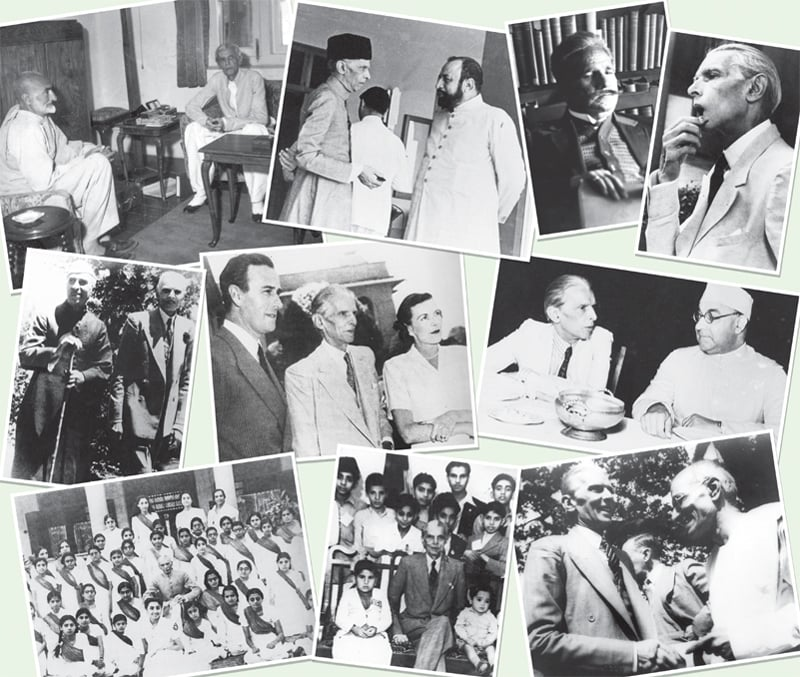 IN executing iqbal's dream, Jinnah had to go many a mile and interact with a crosssection of people — both individuals and masses — to make it happen on the ground.