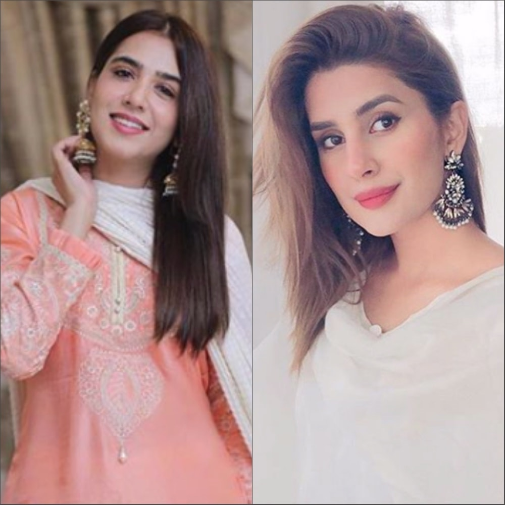 Mansha Pasha and Kubra Khan know what's up