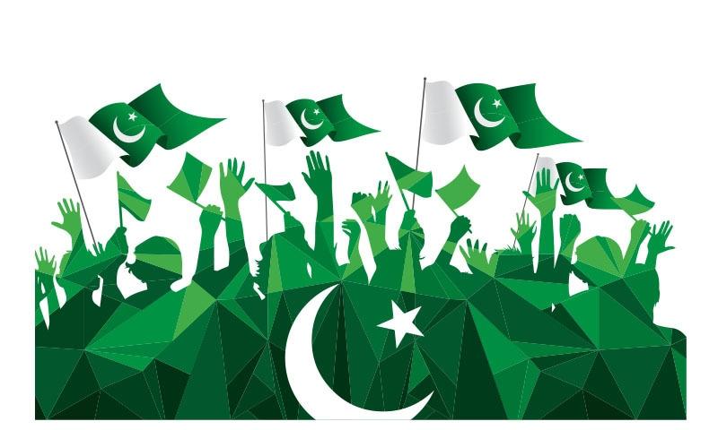 پاکستان کا یوم آزادی اور جوش و خروش بڑھانے والے ملی نغمے