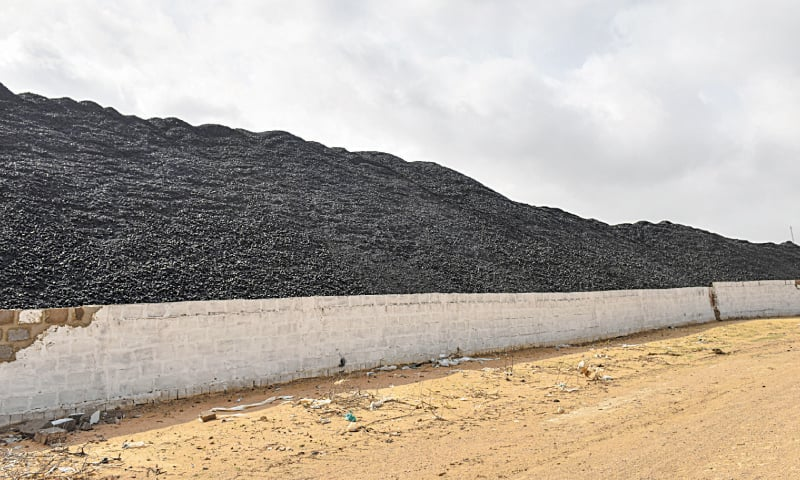 Sepa approves coal storage project amid serious environmental concerns