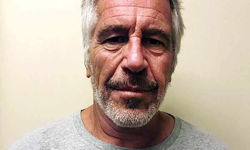 An alleged victim of pedophile financier Jeffrey Epstein sued for damages on Wednesday as reports claimed his guards were asleep before the disgraced tycoon died from an apparent suicide in prison. — AP/File